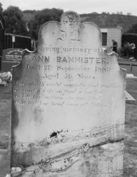 Bannister Ann