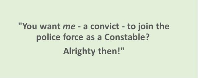 Convict Constable
