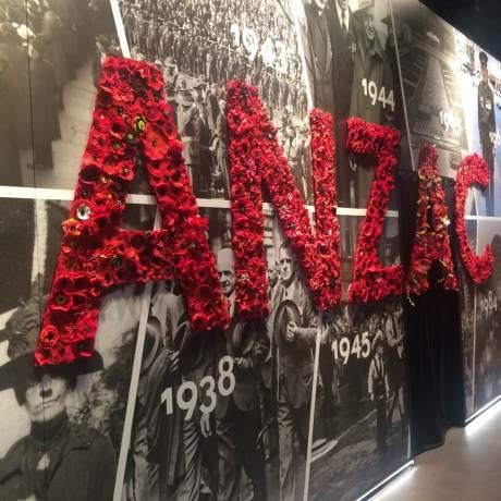 Anzac Wall