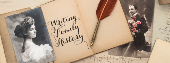 writing family history course